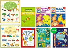 Get-Ready-for-School-Books on sale