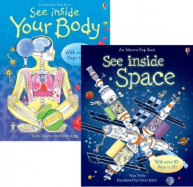 See-Inside-Your-Body-and-See-Inside-Space on sale