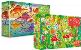Books-and-Jigsaw-Sets on sale