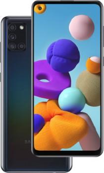 Samsung-Galaxy-A21s-Black on sale