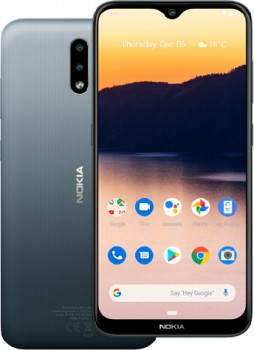Nokia-2.3-with-Android-One-Charcoal on sale
