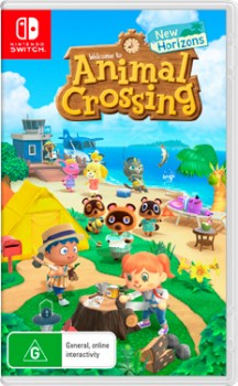 Nintendo-Switch-Animal-Crossing-New-Horizons on sale