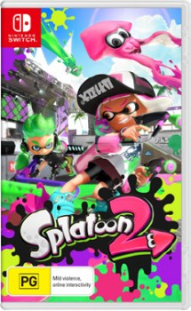 Nintendo-Switch-Splatoon-2 on sale