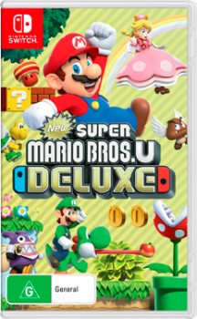 Nintendo-Switch-New-Super-Mario-Bros-U-Deluxe on sale