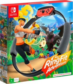 Nintendo-Switch-Ring-Fit-Adventure on sale