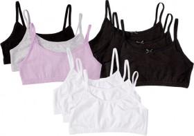 Brilliant-Basics-Girls-3-Pack-Cotton-Crops on sale