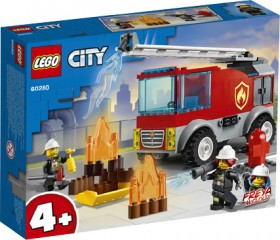 LEGO-City-Fire-Ladder-Truck-60280 on sale