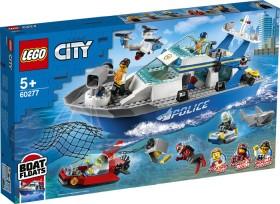LEGO-City-Police-Patrol-Boat-60277 on sale
