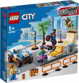LEGO-City-Skate-Park-60290 on sale