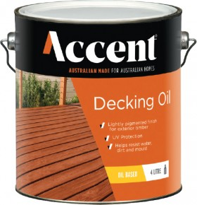 Accent-Decking-Oil-4L on sale