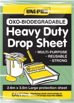 UNi-PRO-Oxo-Biodegradable-Heavy-Duty-Drop-Sheet on sale