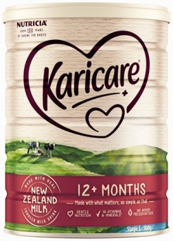 Nutricia-Karicare-3-Toddler-Milk-Drink-from-12-Months-900g on sale