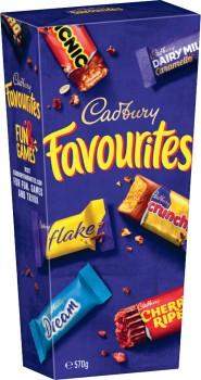 Cadbury-Favourites-Boxed-Chocolate-570g on sale
