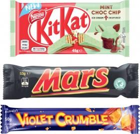 Mars-or-Nestl-Medium-Bar-35g-56g-Violet-Crumble-Bar-50g-Europe-Bar-40g-45g-or-Toblerone-50g on sale