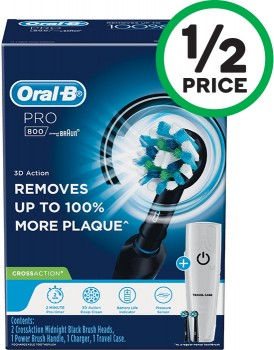 Oral-B-Pro-800-Electric-Toothbrush-Pk-1 on sale