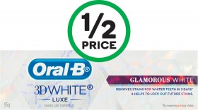 Oral-B-3D-White-Toothpaste-95g on sale