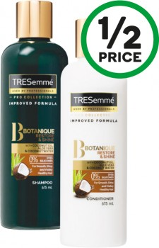 TRESemme-Shampoo-or-Conditioner-675ml on sale