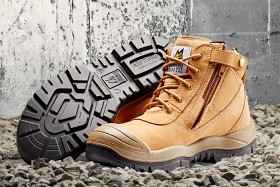 Mongrel-Boots-ZipSider-Boot-with-Scuff-Cap on sale