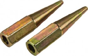 NEW-Garage-Tough-Tapered-Spindles-2PC on sale