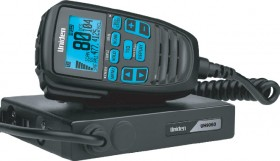 Uniden-5W-80CH-Mini-Compact-Smart-MIC-Technology-UHF-CB-Radio on sale