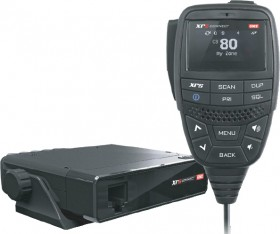 GME-5W-80CH-XRS-Super-Compact-Bluetooth-Remote-MIC-UHF-CB-Radio on sale