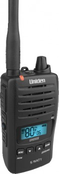 Uniden-5W-80CH-Handheld-UHF-CB-Radio on sale
