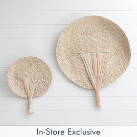 Tropic-Fan-Wall-Art-by-Habitat on sale