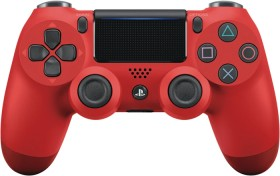 PS4-Dual-Shock-4-Wireless-Controller-Red on sale