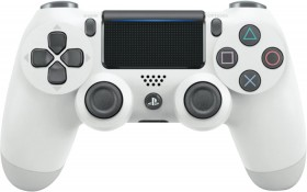 PS4-Dual-Shock-4-Wireless-Controller-White on sale