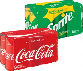Coca-Cola-Sprite-or-Fanta-8x200mL-Selected-Varieties on sale