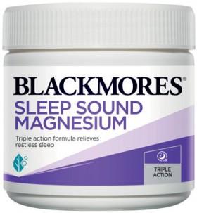 Blackmores-Sleep-Sound-Magnesium-187.5g-Powder on sale