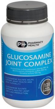 Pharmacy-Health-Glucosamine-Joint-Complex-120-Capsules on sale