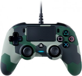 PS4-Wired-Controller-Camo-Green on sale