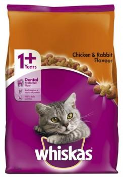 Whiskas-Vita-Bites-Cat-Food-6.5kg-Chicken-Rabbit on sale