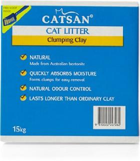 Catsan-Cat-Litter-15kg on sale