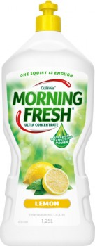 Morning-Fresh-Dishwashing-Liquid-1.25-Litre on sale