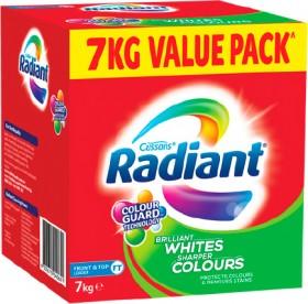 Radiant-Laundry-Powder-7kg on sale