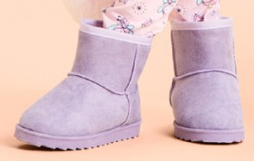 Brilliant-Basics-Slipper-Boots on sale