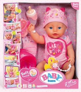 Baby-Born-Soft-Touch-Doll on sale