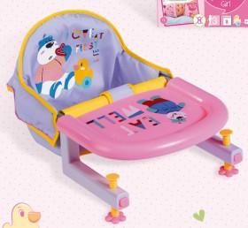 NEW-Baby-Born-Table-Feeding-Chair on sale