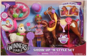 NEW-Winners-Stable-Show-Up-n-Style-Set on sale