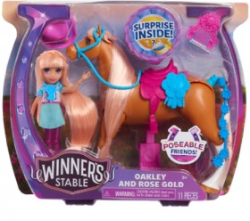 NEW-Winners-Stable-Assorted-Doll-and-Horse-Set on sale
