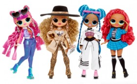 L.O.L.-Surprise-Assorted-O.M.G.-Core-Dolls on sale