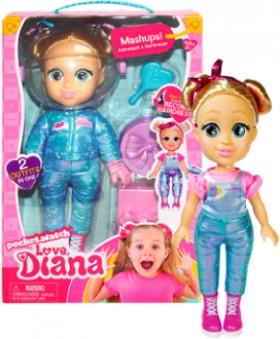 Love-Diana-13-Inch-Mashup-Astronaut-Doll on sale