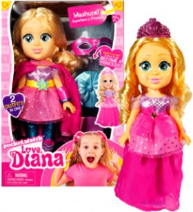 Love-Diana-13-Inch-Mashup-Party-Mermaid-Doll on sale