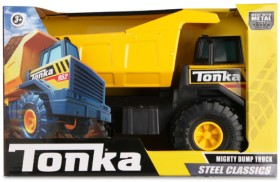Tonka-Steel-Dump-Truck on sale