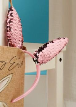 Sequin-Bunny-Ears-Headband on sale