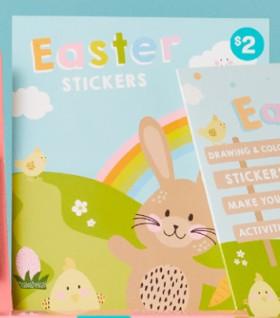 Sticker-Book on sale