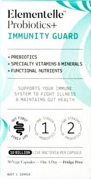 Elementelle-Probiotics-Immunity-Guard-30-Capsules on sale