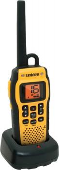 Uniden-MHS050-VHF-Marine-Handheld-Radio on sale